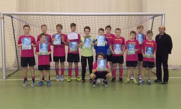 III miejsce w X Ogólnopolskim Zimowym Turnieju Piłki Nożnej RESOVIA WINTER CUP 2016
