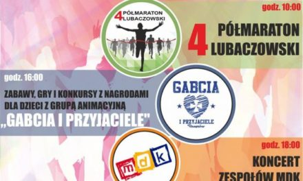 IV Półmaraton Lubaczowski