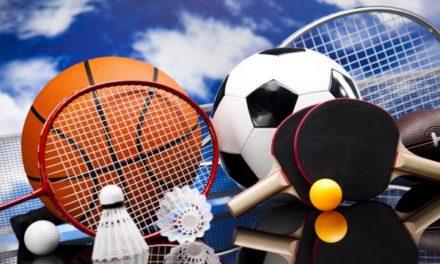 Zajęcia sportowe z MOSiR