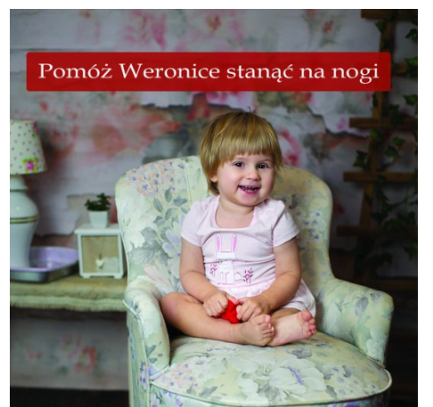 Gramy dla Weroniki